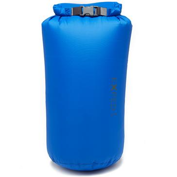 Blue EXPED Expedition 13L Dry Fold Bag