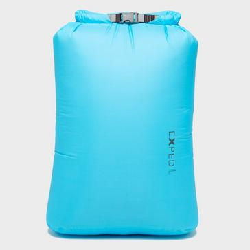 Blue EXPED Expedition 40L Dry Fold Bag