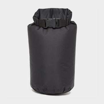 Black EXPED Expedition 3L Dry Fold Bag