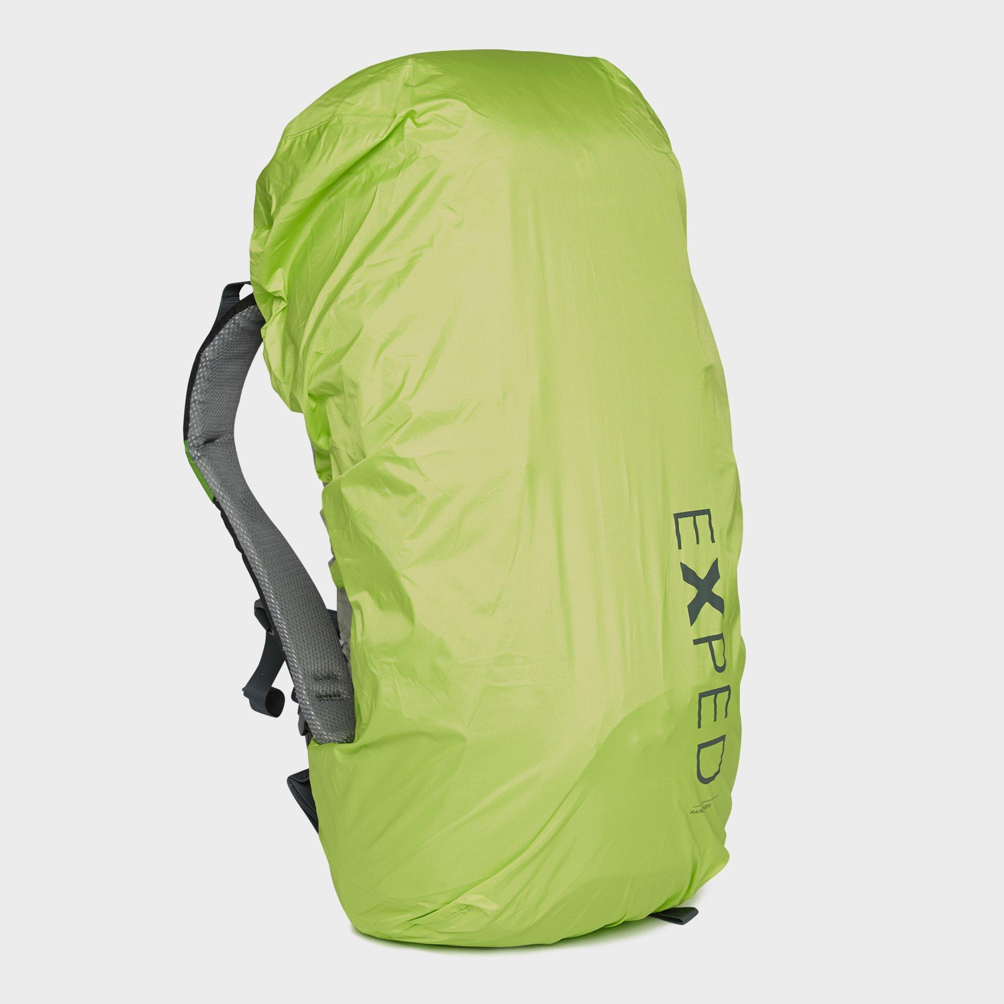 Exped Exped Rain Cover Large (40-60L) - Green, Green