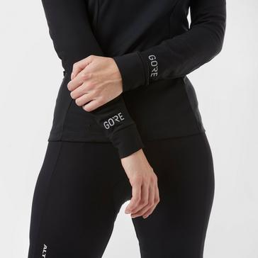 Black Gore Unisex Thermo Arm Warmers