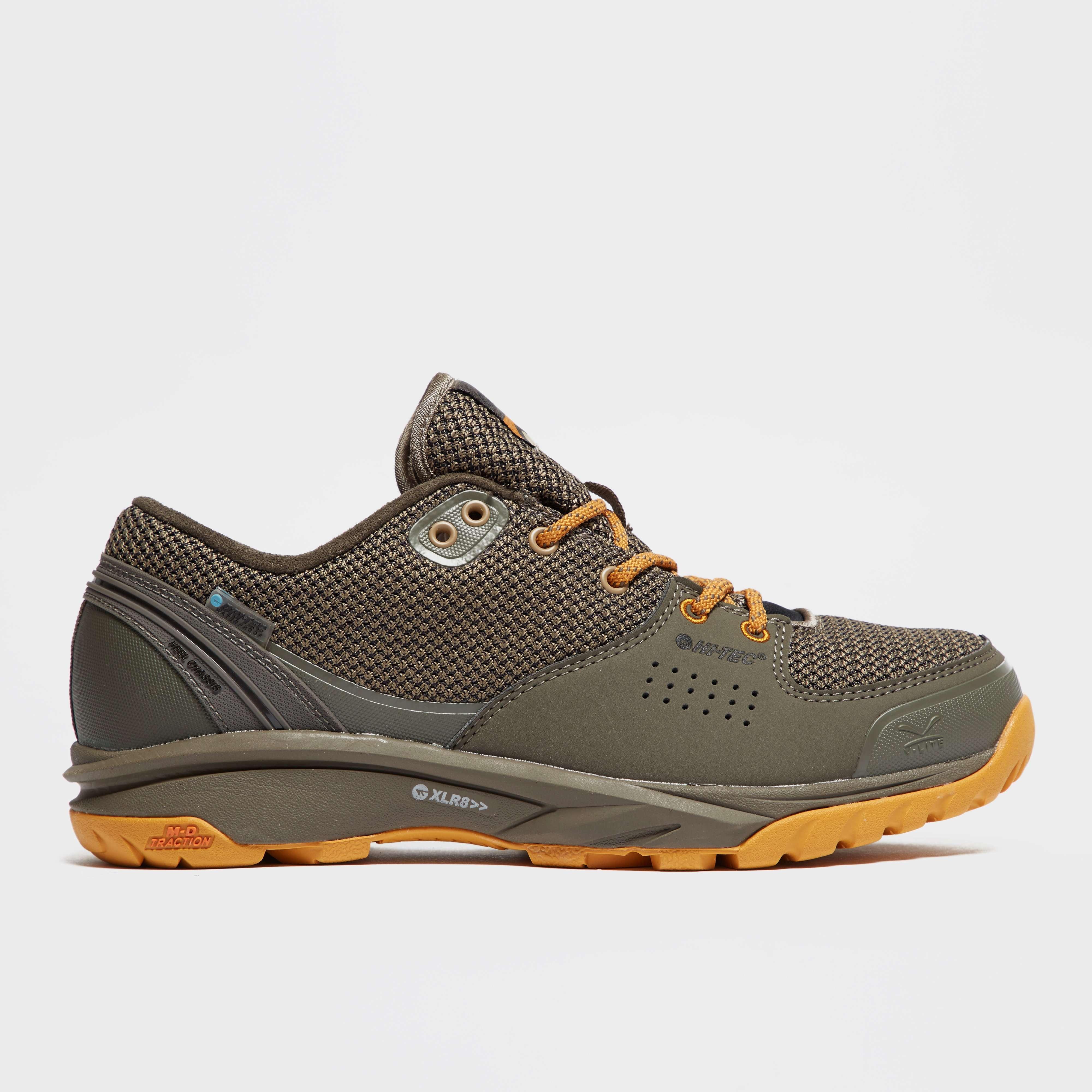 HI TEC Men's V-Lite WildLife Low Waterproof Walking Shoe