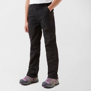 Black Regatta Kid's Dayhike Trousers