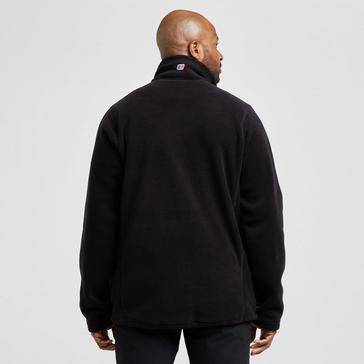 Black Berghaus Men's Torus Fleece Jacket