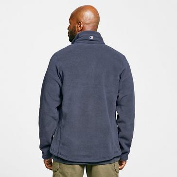 Navy Berghaus Men's Torus Fleece Jacket