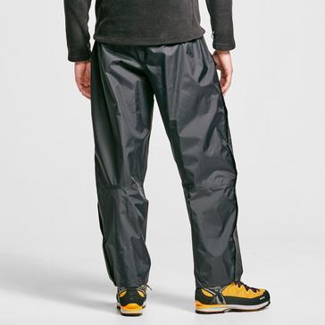 Black Berghaus Men's Stormcloud Waterproof Overtrousers