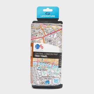 SoftFibre Ordnance Survey Travel Towel