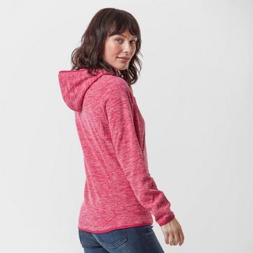 Peter Storm Women's Marl Fleece Hoodie