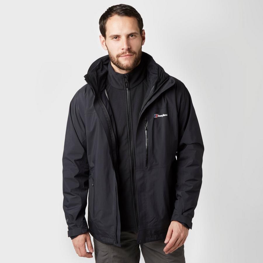 Berghaus Men's Arisdale 3 In 1 GORE-TEX Waterproof Jacket