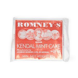 ROMNEYS Brown Kendal Mint Cake 85g