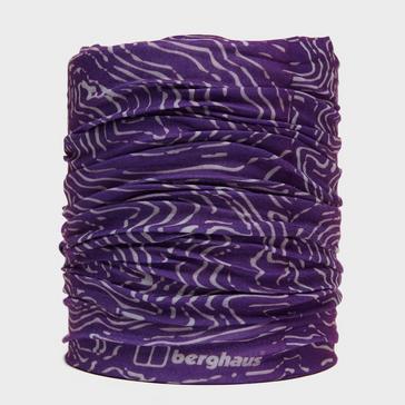 Purple Berghaus Unisex Contour Neck Gaiter