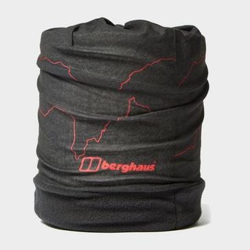 Black Berghaus Unisex Part Contour Neck Gaiter