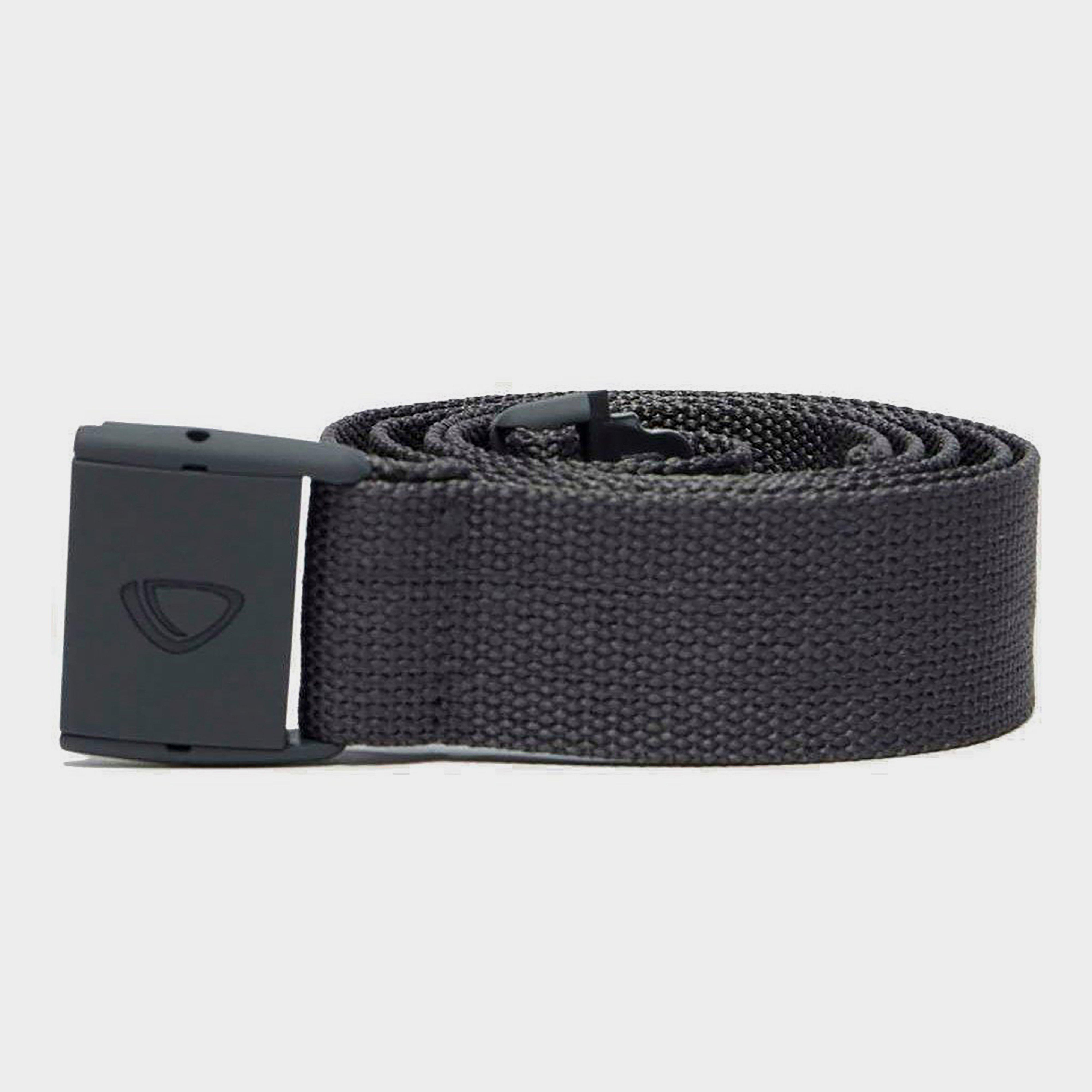 Brasher Brasher Mens Belt - Grey, Grey