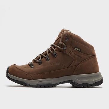 Brown Berghaus Women's Dalemaster GORE-TEX® Walking Boots