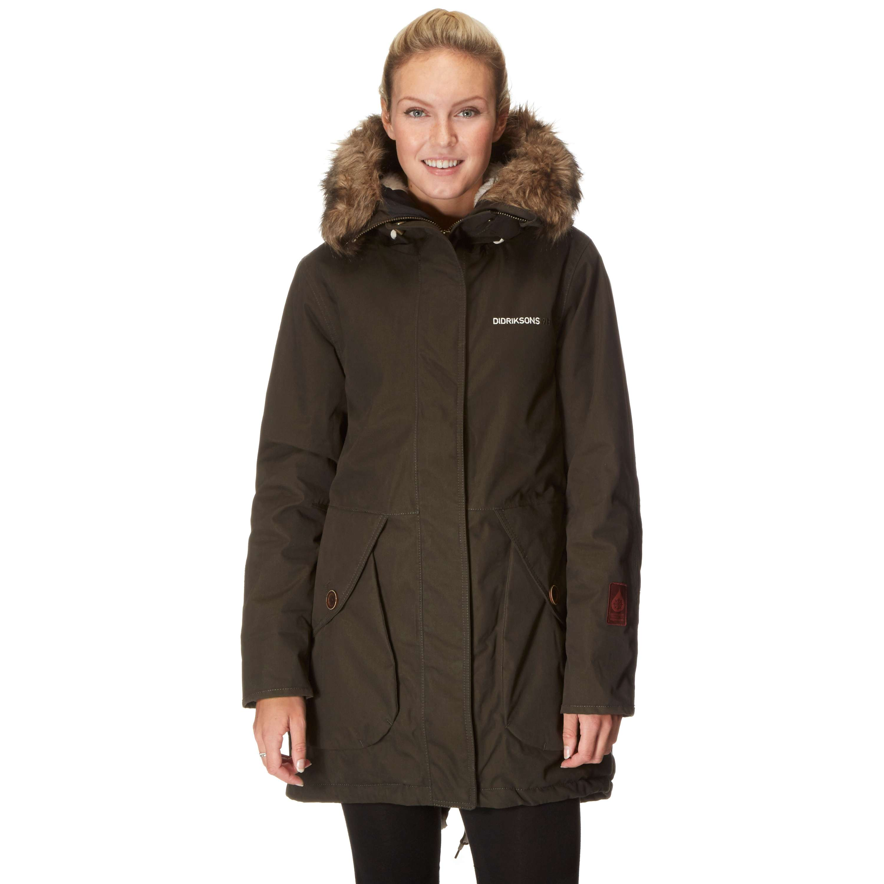 DIDRIKSONS Women's Angelina STORMsystem™ Parka