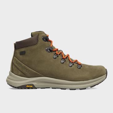 a26c01f77 MERRELL Men's Ontario Mid Waterproof Walking Boots