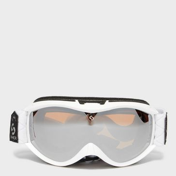 7d060494a44 White SINNER Toxic S Snow Sports Goggles ...