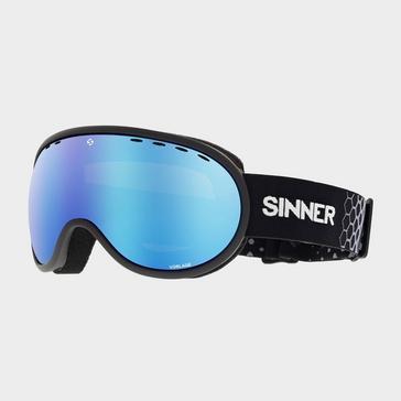 Blue Sinner Vorlage Ski Goggles