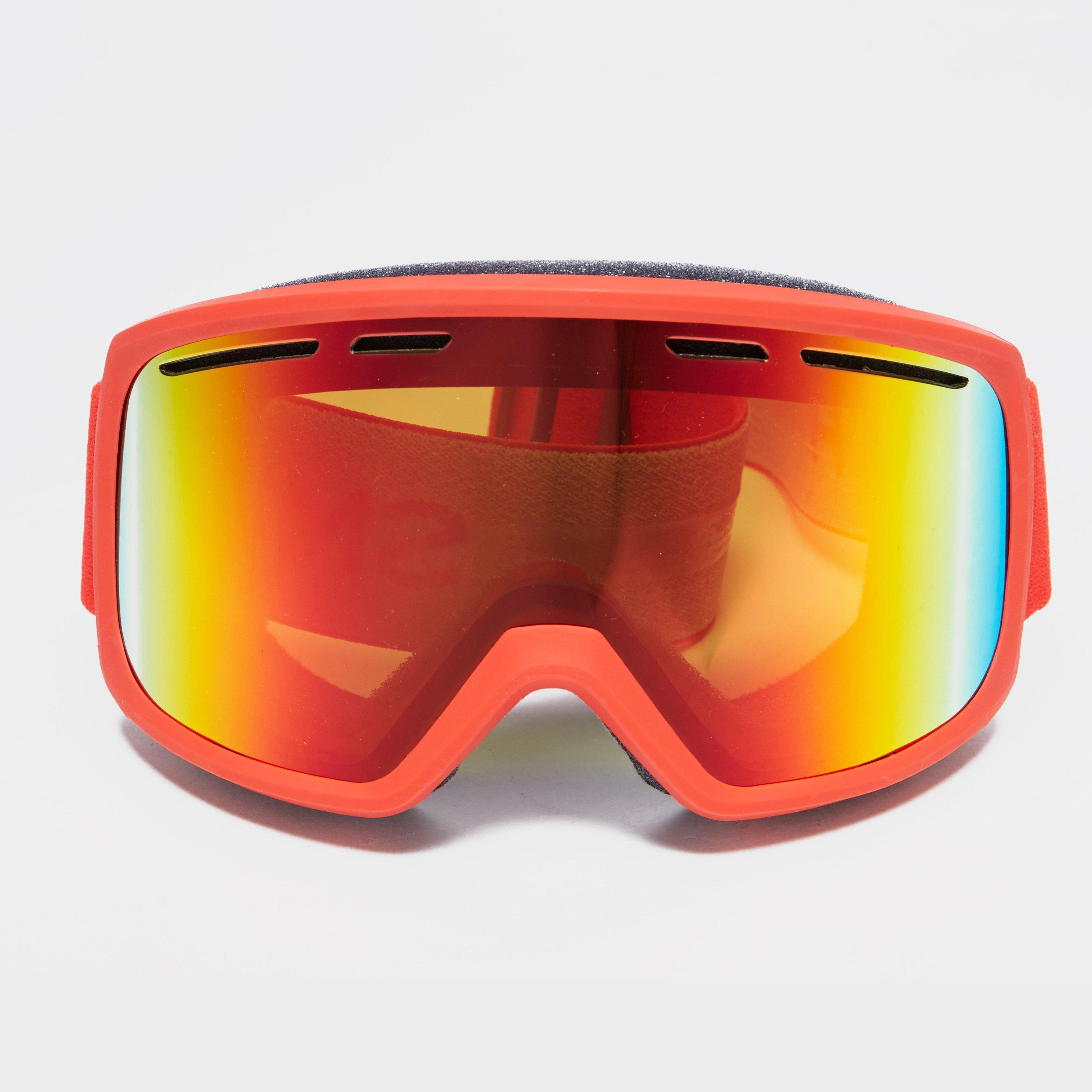Smith Smith Mens Range Ski Goggles - Red, Red