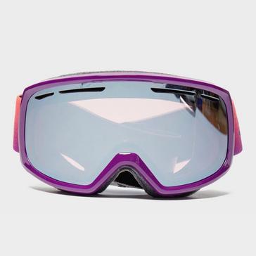 Purple SMITH Women's Drift Ski Goggles