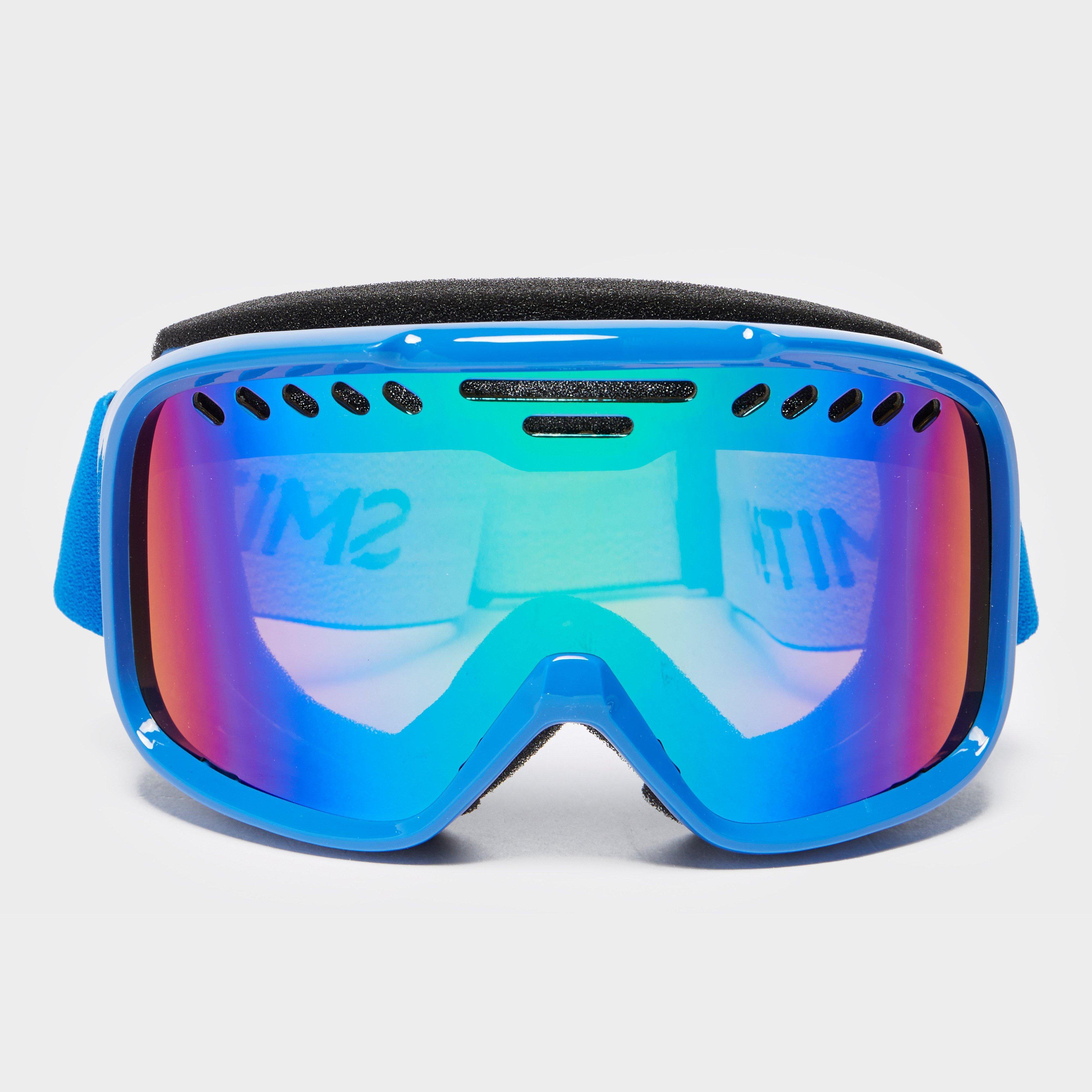 Smith Smith Mens Project Ski Goggles - Blue, Blue