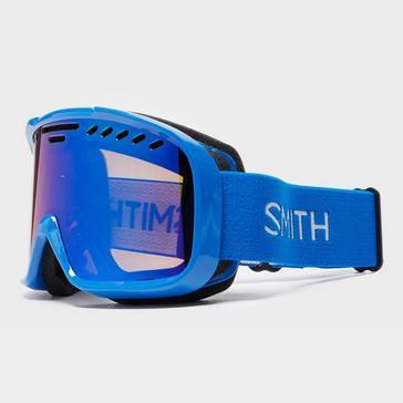 Blue SMITH Project Ski Goggles