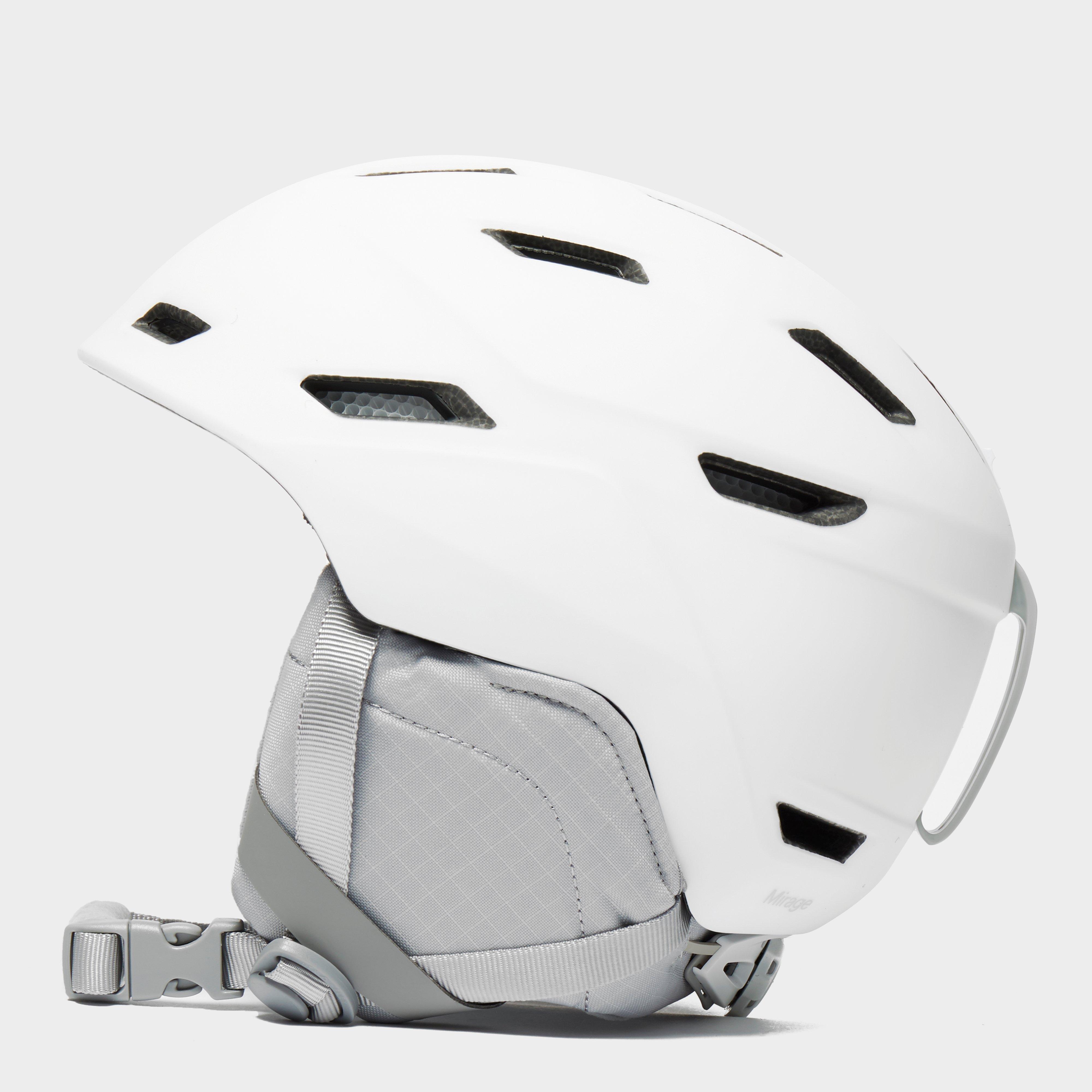Smith Smith womens Mirage Ski Helmet - White, White