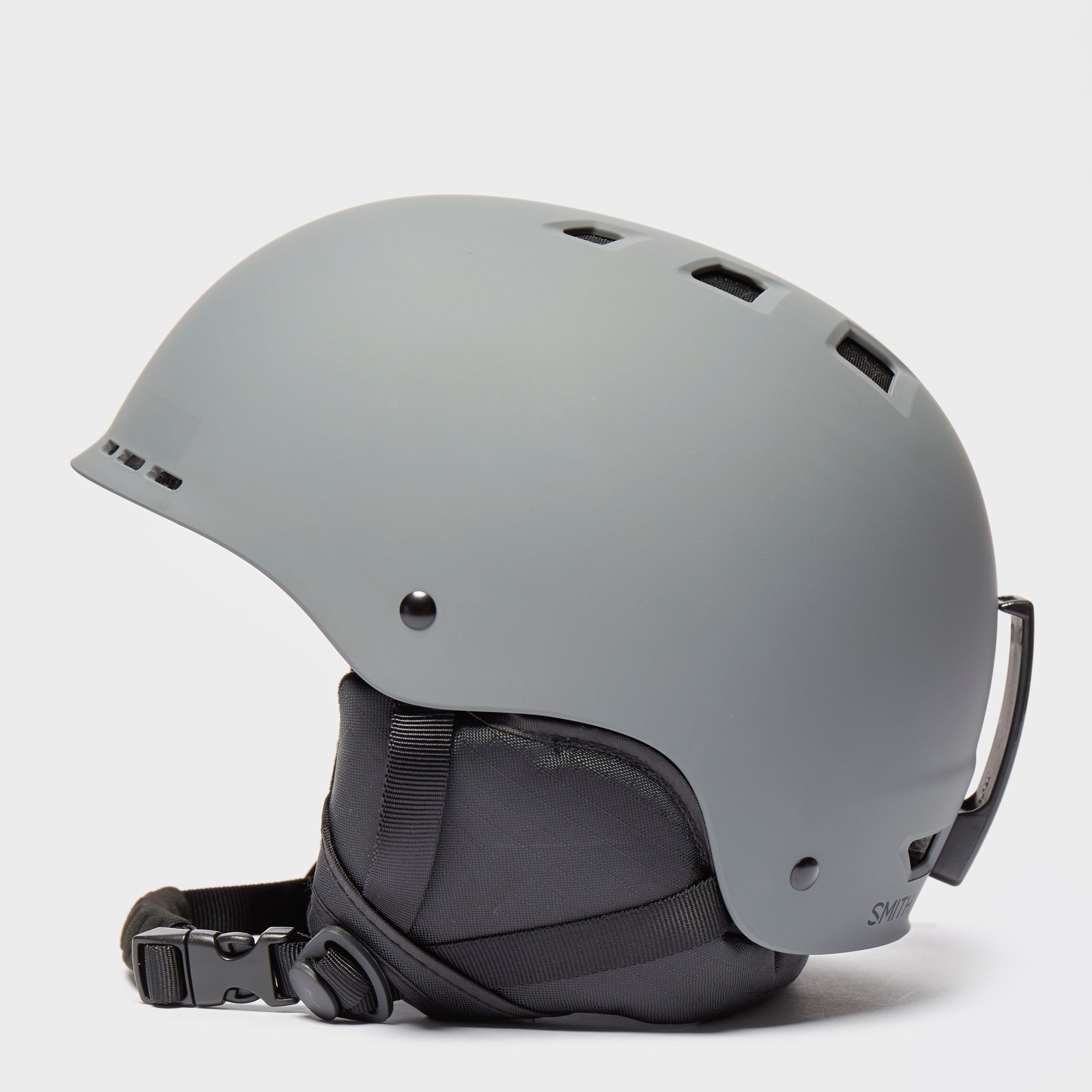 Smith Smith Mens Holt 2 Ski Helmet - Grey, Grey