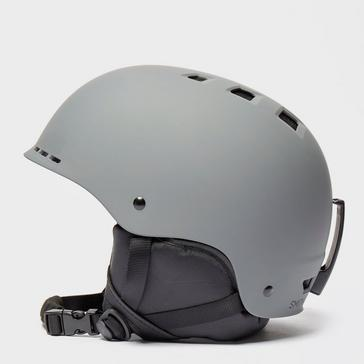 Dark Grey SMITH Men's Holt Ski Helmet