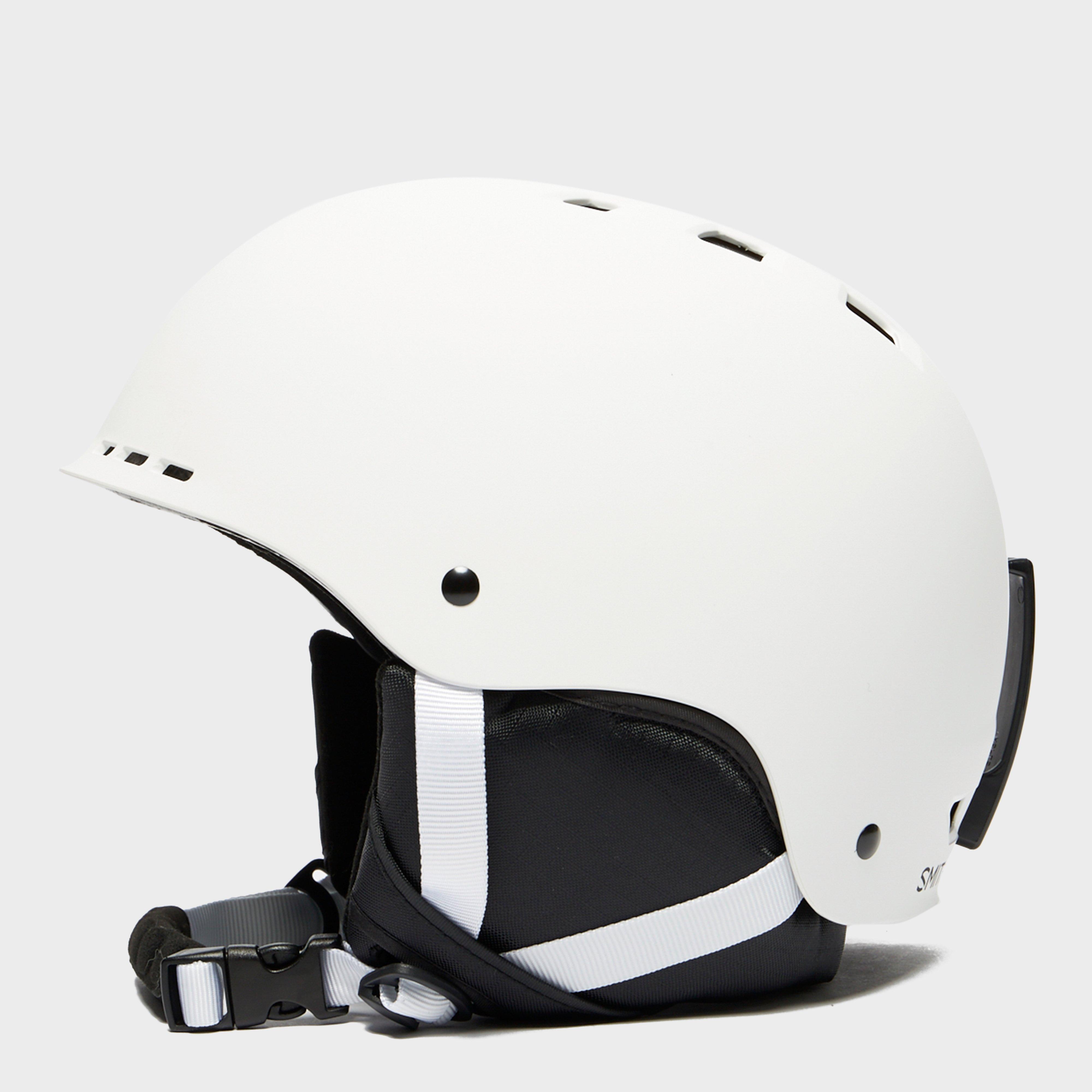 Smith Smith Mens Holt 2 Ski Helmet - White, White