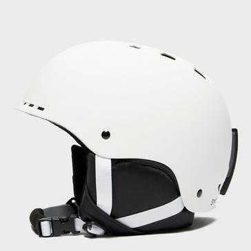 White SMITH Men's Holt 2 Ski Helmet