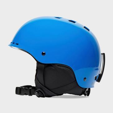 Blue SMITH Kids' Holt Ski Helmet