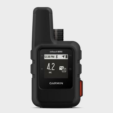 Black Garmin inReach® Mini Satellite Communicator