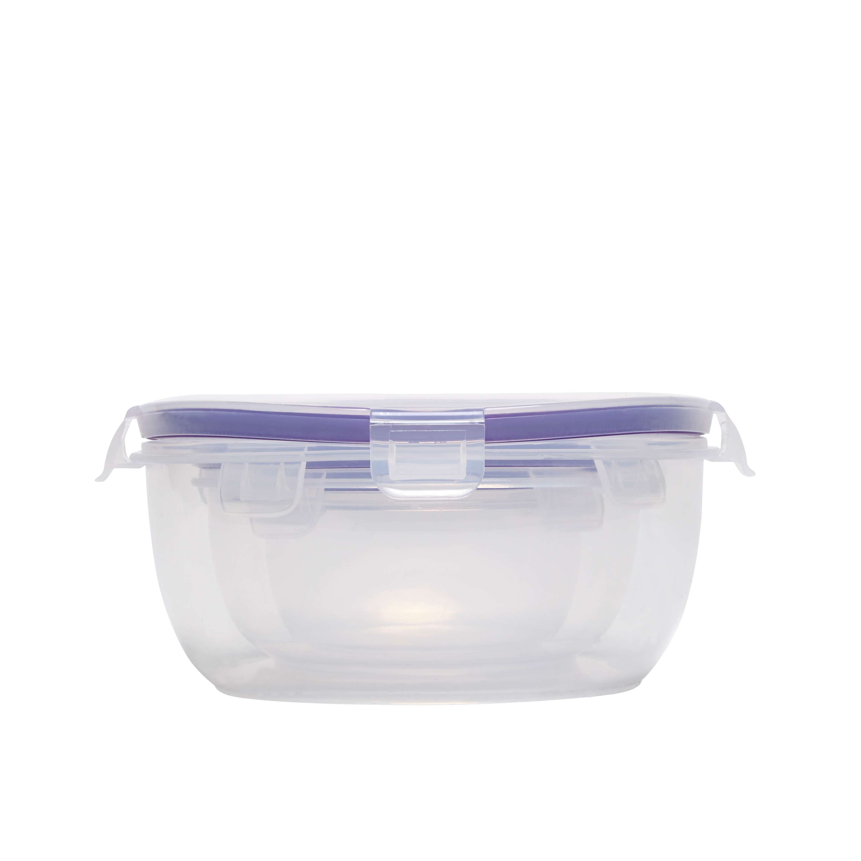 WHAM Set of 3 Seal & Fresh Round Food Boxes