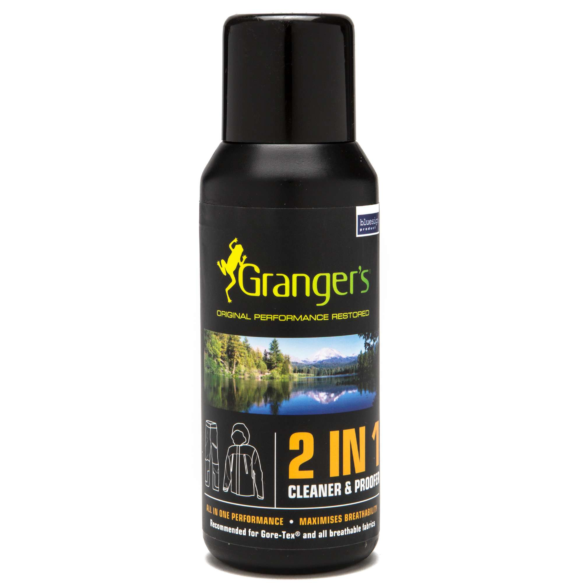 GRANGERS 2 in 1 Cleaner and Waterproofer
