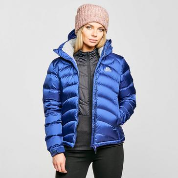 Womens Insulated Amp Down Jackets Blacks