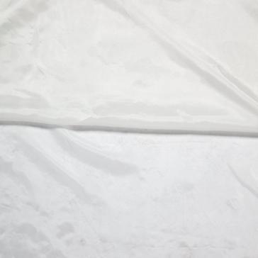 White Eurohike Silk Mummy Liner