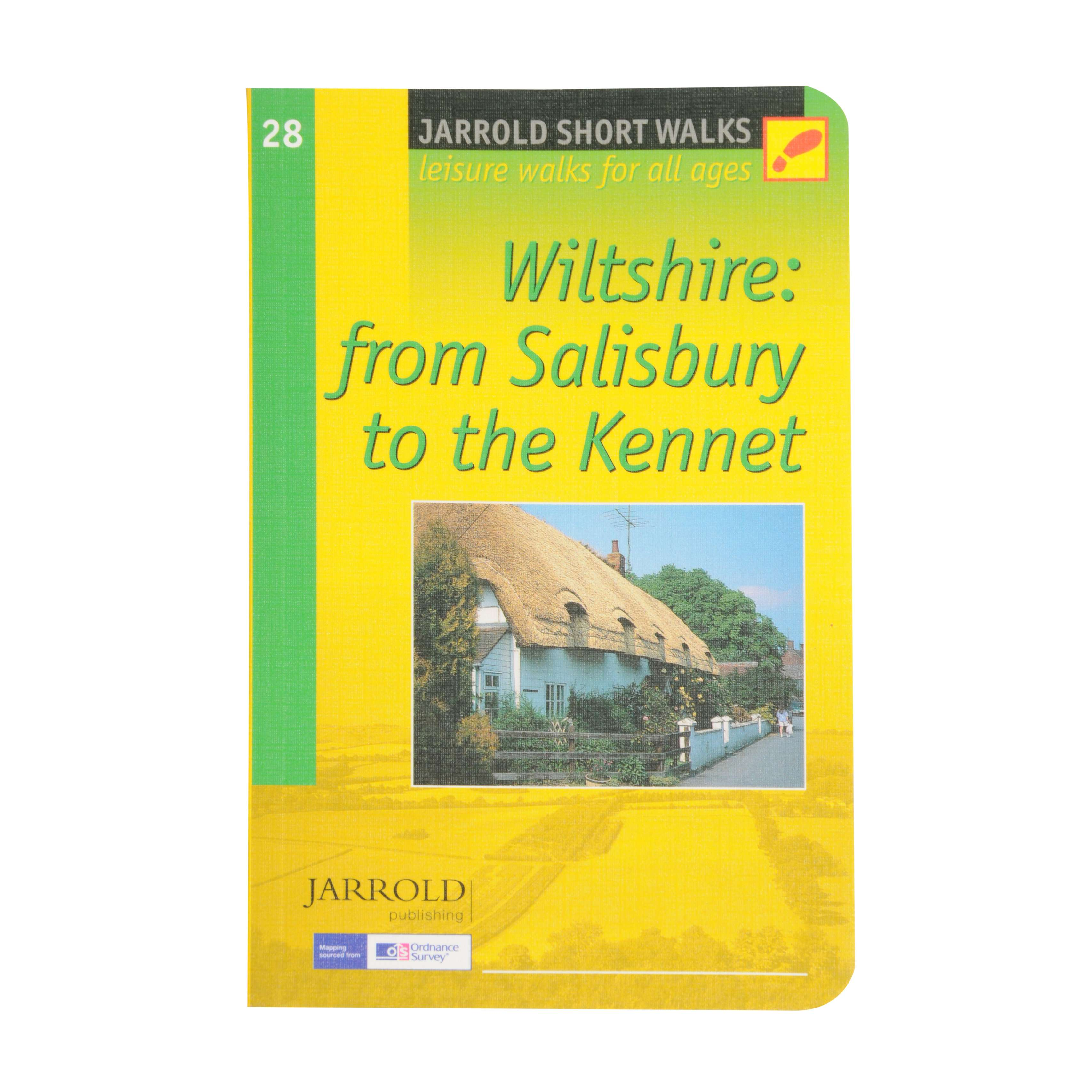 PATHFINDER Wiltshire: from Salisbury to the Kennet Guide