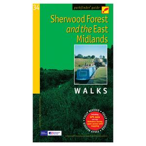 PATHFINDER Sherwood Forest & the East Midlands Walks Guide