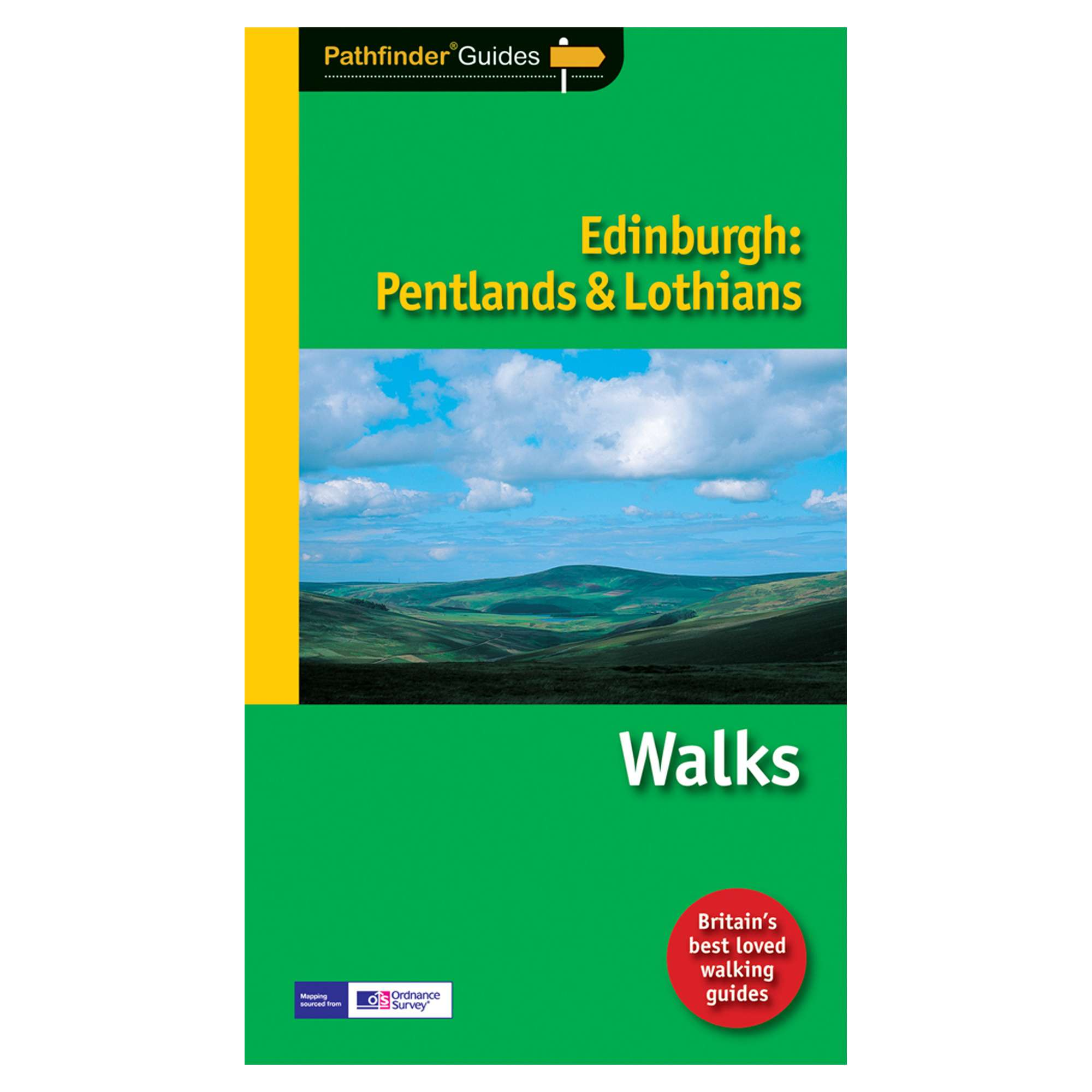 PATHFINDER Edinburgh, Pentlands and Lothians Walks Guide