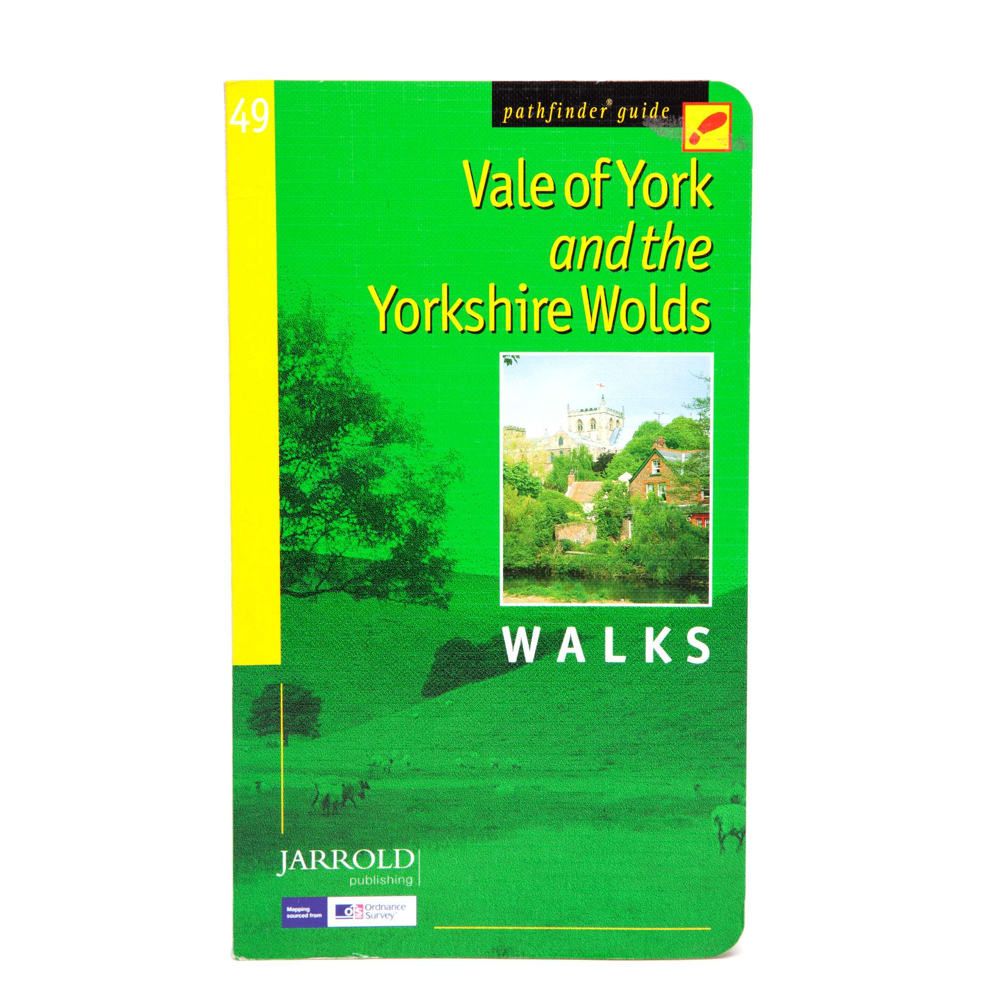 PATHFINDER Pathfinder Vale Of York & The Yorkshire Wolds Guide