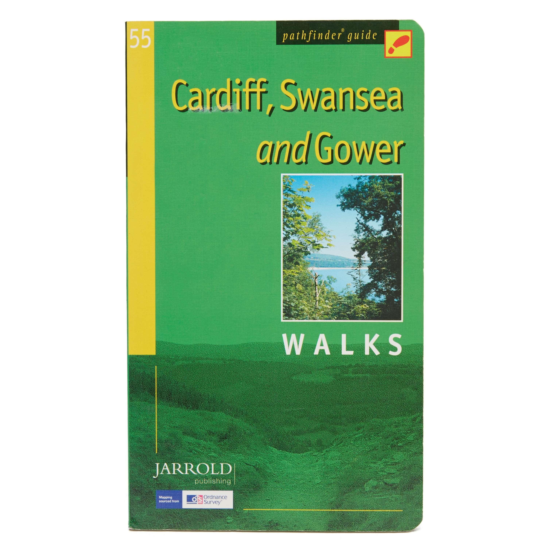 PATHFINDER Cardiff, Swansea and Gower Walks Guidebook