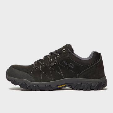 f0a4f00ddd1e Dark Grey PETER STORM Men s Silverdale Waterproof Walking Shoe ...