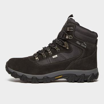 Dark Grey Peter Storm Men's Millbeck Waterproof Walking Boot