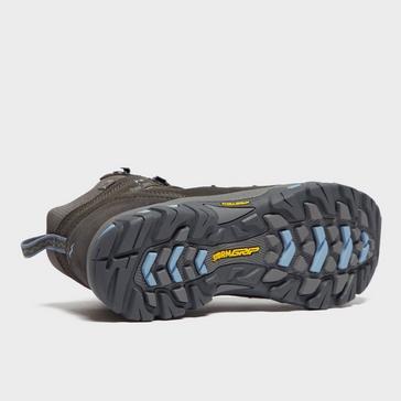 Grey|Grey Peter Storm Women's Eskdale Mid Waterproof Walking Boot