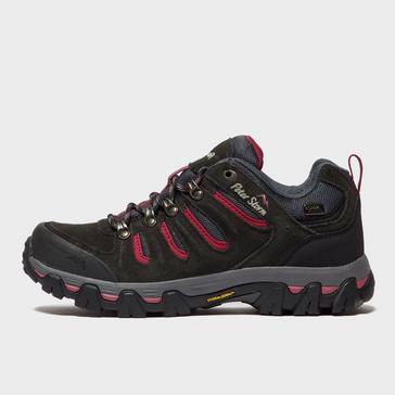Dark Grey Peter Storm Women's Eskdale Waterproof Walking Shoe