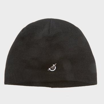 Black Sealskinz Waterproof Knitted Beanie Hat