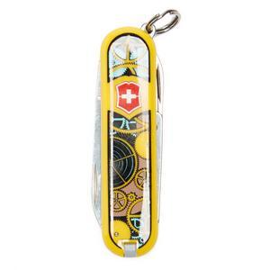 VICTORINOX Classic Clockwork Swiss Army Knife