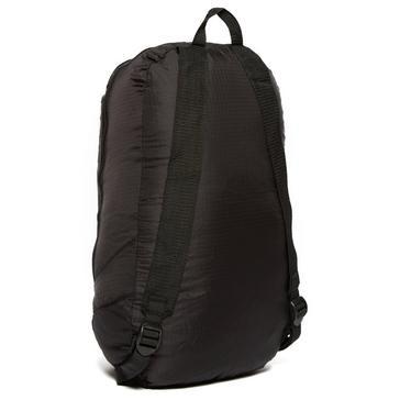 Black Eurohike Packable Daysack - 10L