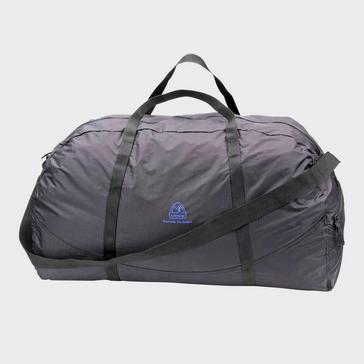 Black Eurohike Packable Holdall